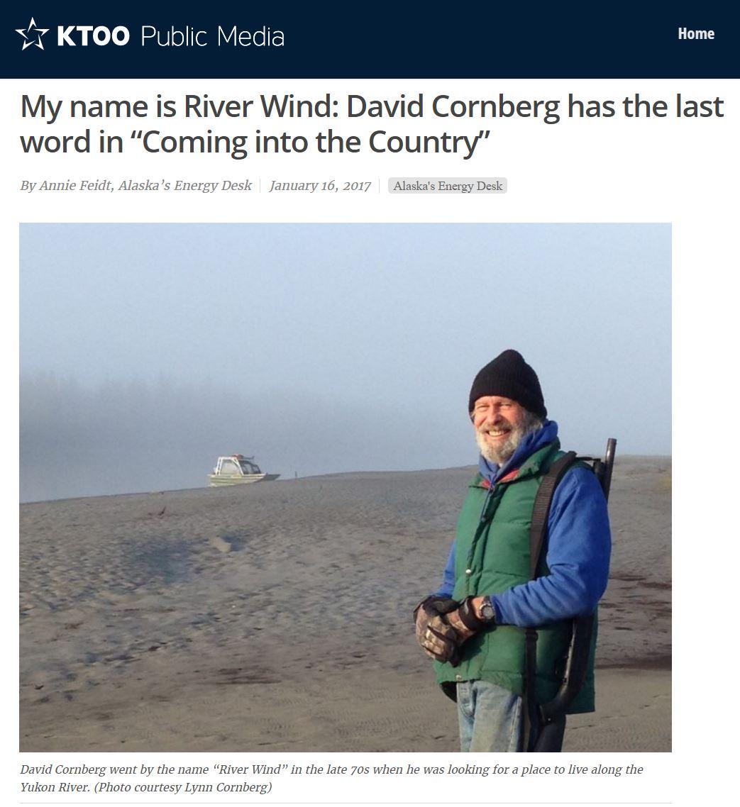 An Alaska Life Craig Medred